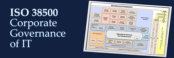 A framework for the Governance and Management of IT